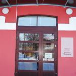 Laminētas alumīnija durvis